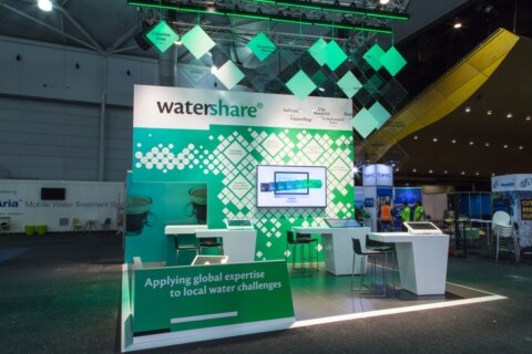 Watershare @ IWA 2016