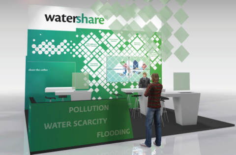 Watershare @ IWA 2016 design