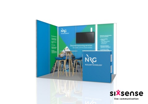 NRG @ Events 2018 design