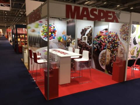 Maspex @ IFE London 2019