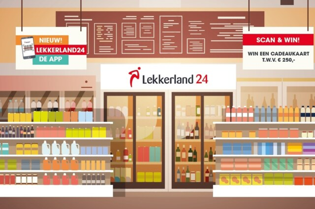 Lekkerland @ Convenience in Actie 2019 cover