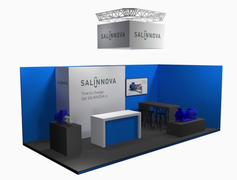 Salinnova @ Aquatech 2019 design